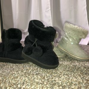 TODDLER BOOTS SIZE 5